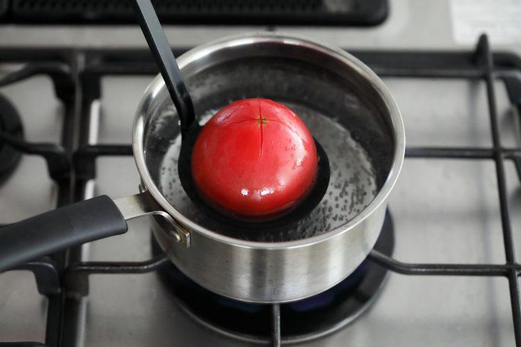 トマト 湯むき