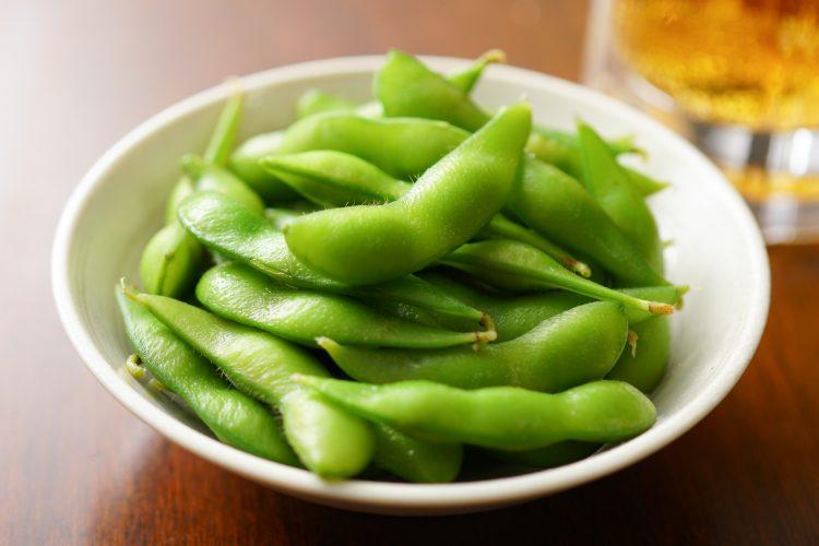 塩ゆでだけじゃもったいない!旬の「枝豆」をもっと楽しむレシピを集めました