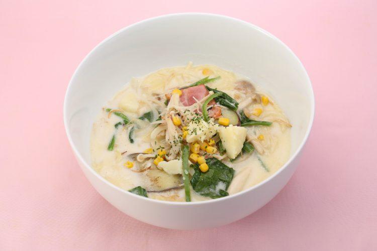 パスタに茶わん蒸しも!市販の「粉末スープ」を使った簡単アレンジレシピ