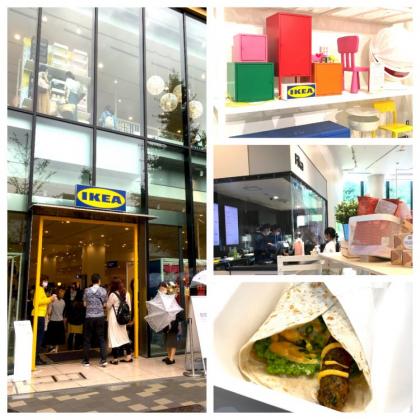 「IKEA原宿」はコンパクトな店内に、リピ買い雑貨がぎっしり!【kufura編集部日誌】