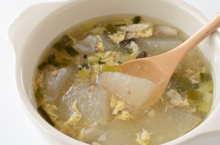 とうがん スープ