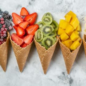 夏に人気の食べ方は?冷凍フルーツを使った美味しいアレンジレシピ