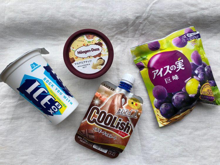 夏、冷凍庫に常備している「コンビニのアイスとスイーツ」【80歳の料理家・祐成陽子さんの、ずっと美味しいモノ】#14