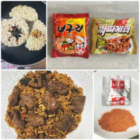 韓国映画「パラサイト」をお家であの麺を食べながら観たい!初めてチャパグリを作ってみた【kufura編集部日誌】