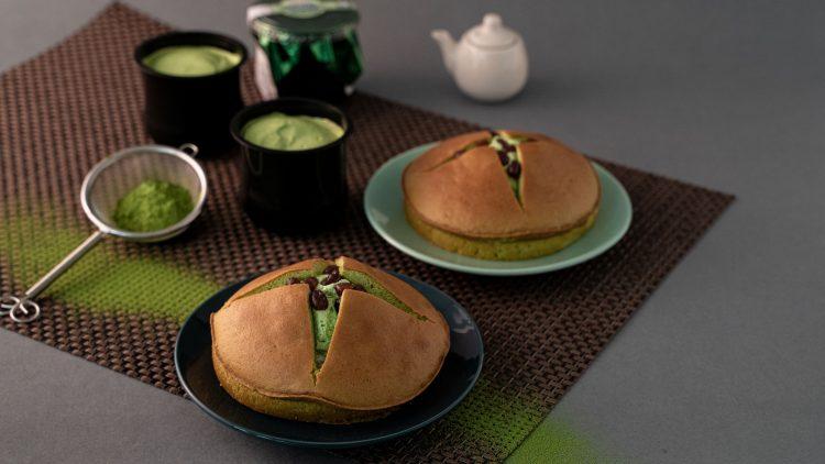 ファミマの新作抹茶スイーツ2種!抹茶のクリームわらび餅&ダブルクリームサンドが発売中