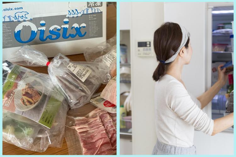 宅配サービス愛用で冷凍庫に入りきらない…という悩みに!「買い足し冷凍庫」が断然便利です