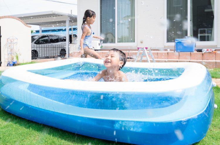 今年はおうちで「水遊び」!みんなどうやって遊んでる?ママ159人に聞きました
