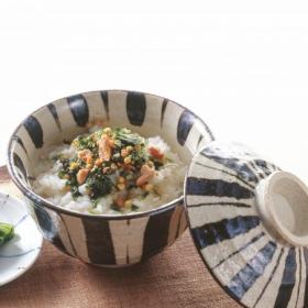 我が家の「冷やし茶漬け」レシピ。食欲がわかない暑い日はサラッと!