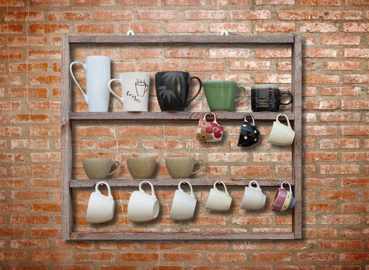 気づくと増えてるコーヒー&マグカップ!食器棚に眠らせずに有効活用するアイディア集