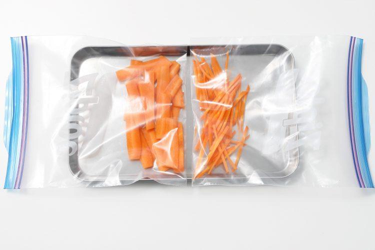 にんじん 冷凍保存