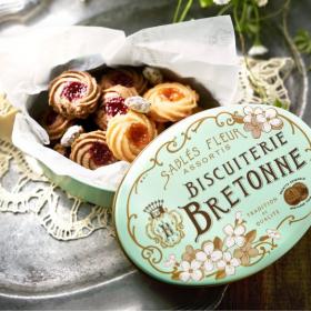 数量限定「ブルトンヌ」のアニバーサリークッキー缶が発売!先行予約は8月19日から