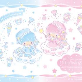 キキ&ララ45周年記念「パフ&ポフ」シリーズ&キュートなソーインググッズが8/13発売