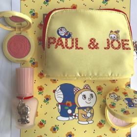 「ドラえもんコラボ」が可愛すぎ!ポール&ジョーのコフレ2020、早出し・詳細レポート!