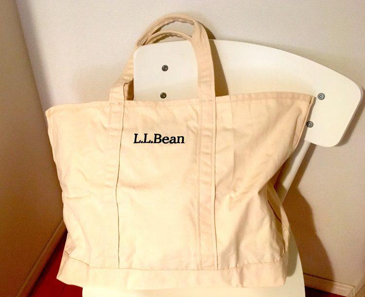 エコバッグを超えた優秀バッグ!「L.L.Beanのグローサリーバッグ」を5年間ずっと手放せない理由【本日のお気に入り】