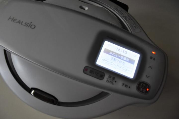 ホットクック 無線LAN