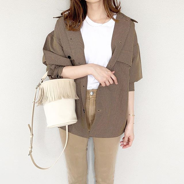 CPOシャツにチェックジャケット…晩秋に大活躍するアウターを調査【kufuraファッション調査隊】