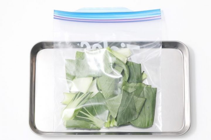 チンゲン菜 生 冷凍