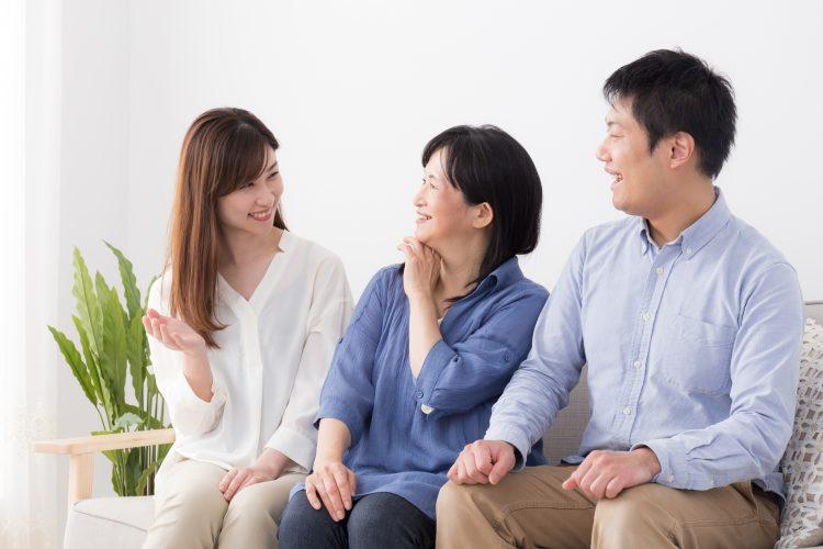 お姑さんの気持ち、聞きました。お嫁さんと良好な関係を保つために意識的にしていること