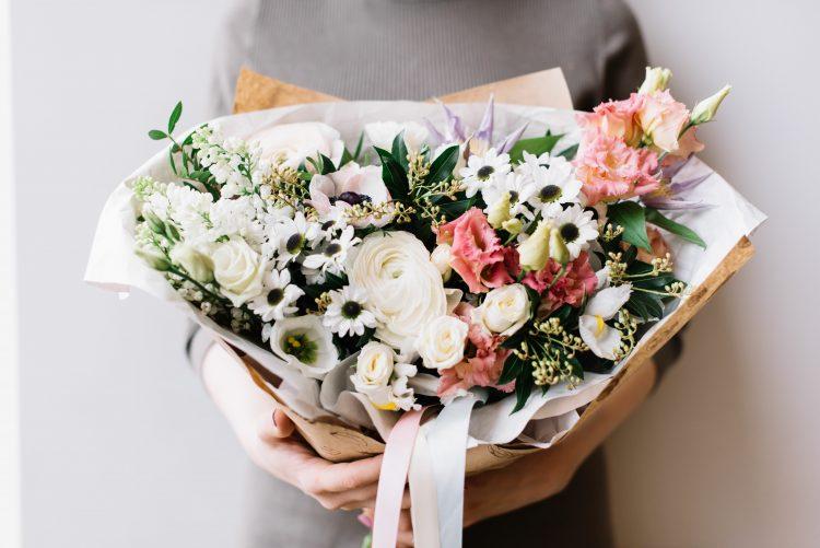 長寿のお祝い お花
