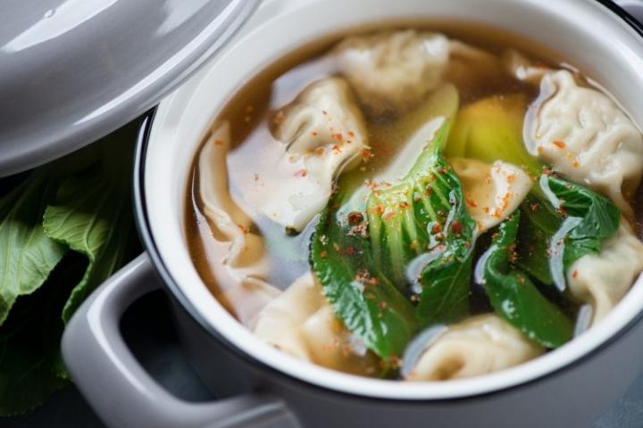 チンゲン菜 栄養 スープ
