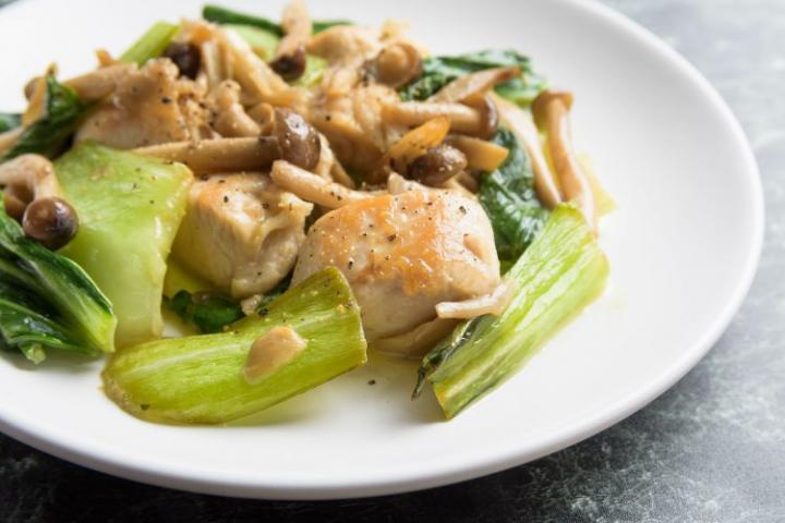 チンゲン菜 栄養 食べ方