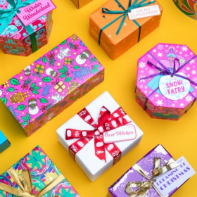 お肌にも地球にも優しいLUSHのクリスマスコフレは選ベる34種類!10/16より数量限定発売