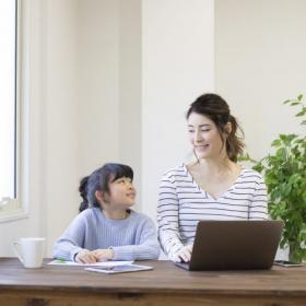 【ママ編】子どもの塾はオンライン、仕事はテレワーク…家で子どもと過ごす時間が増えて変わったこと