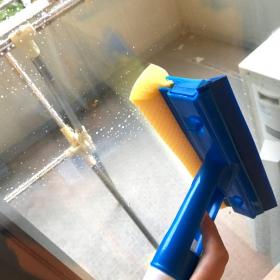 大掃除にあると便利!ダイソーの「3wayガラスワイパー」なら窓拭きがラクに【本日のお気に入り】