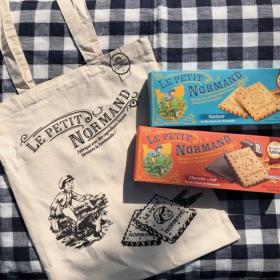 これはかわいい!クッキーとセットの「アベイ トートバッグ」が数量限定発売