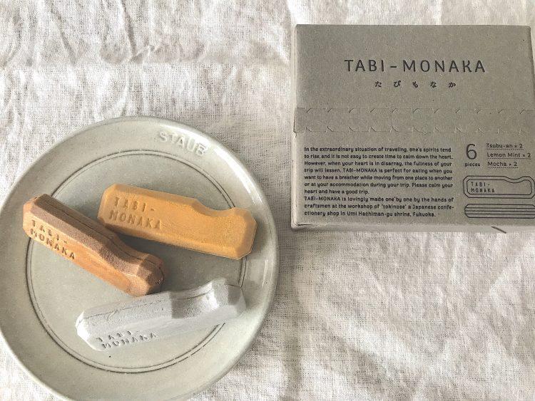 スティック型のおしゃれ最中「TABI-MONAKA」をお土産に!【本日のお気に入り】