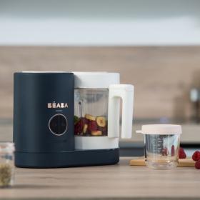 SNSで話題の離乳食メーカー「BEABA(ベアバ)」に最新モデルが登場!出産祝いにもおすすめです