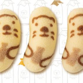 キュートすぎるラッコちゃんの「東京ばな奈」が約2カ月限定で発売!