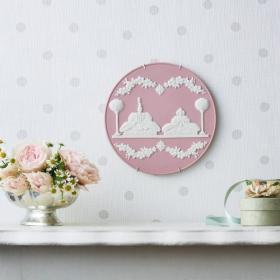 ウェッジウッドから今年も桃の節句のプレートが発売開始。出産祝いにもおすすめです!