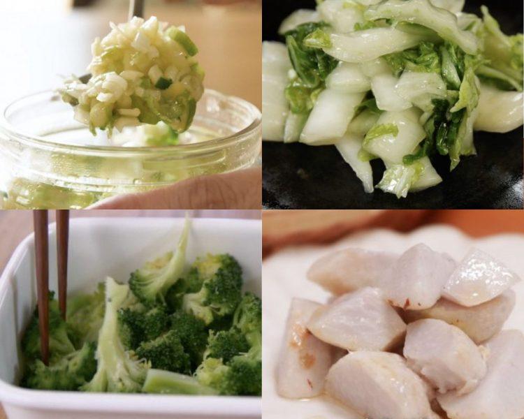 ヤミツキ必至!ねぎも白菜もブロッコリーも!大人気「ごま油漬け」4種【人気レシピまとめ】