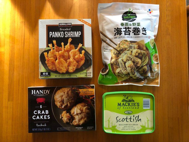 【コストコ】おすすめ冷凍食品はコレ!年末年始はおうちで外国の味を楽しもう