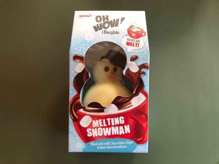 カルディ オーワオ チョコレート メルティング スノーバディ