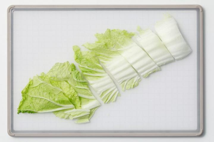白菜 ざく切り