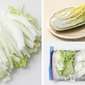 白菜でビタミン補給&ひと玉使い切りのための上手な保存や切り方まで徹底解説!【管理栄養士監修】