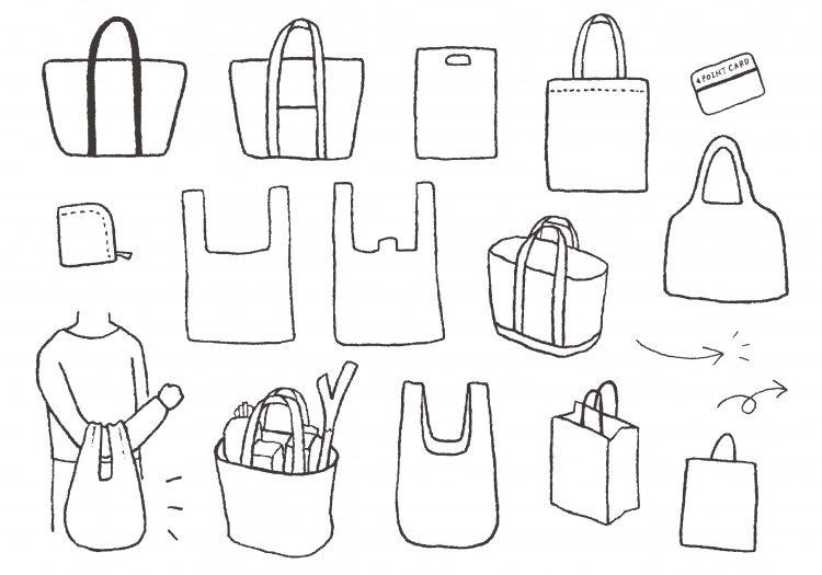 レジ袋有料化から半年が過ぎ…実際に使ってみてわかった「本当に使いやすいエコバッグ」の特徴