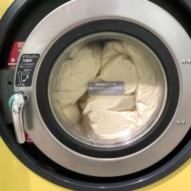 感動!布団が生まれ変わった!週末はコインランドリーで布団を丸洗い