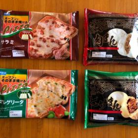スイーツだけじゃない!「シャトレーゼ」のピザと中華まんがコスパ最強です