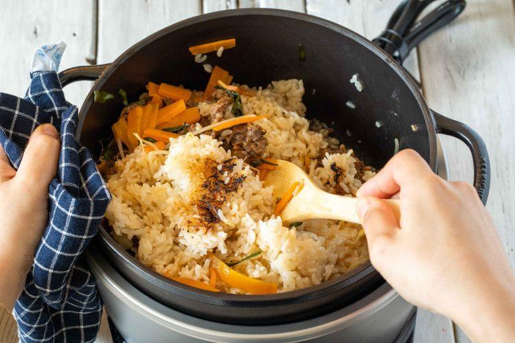 やっぱりすごい!話題の高級炊飯器「バーミキュラ ライスポット」お試しレポ【1】炊飯編