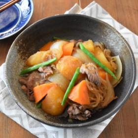 ママ料理家 楠さんちのホットクックレシピVol.3【煮崩れなし!ほっくり肉じゃが】