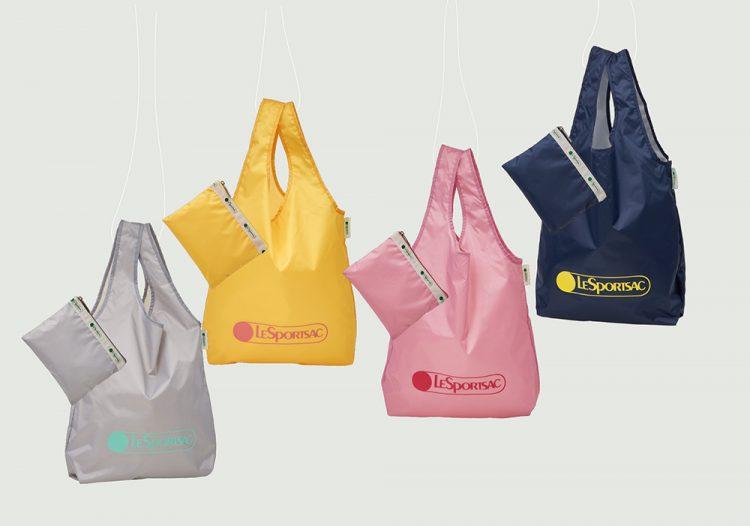 洗える&軽量化&サイズアップでレスポのショッパーバッグがもっと便利に!1/27発売