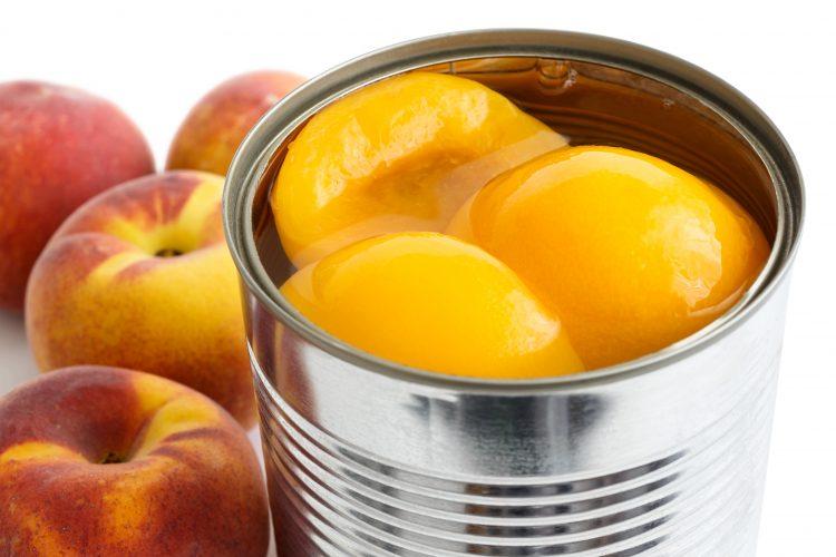 もも缶、みかん缶…「フルーツの缶詰」を使った子どもが喜ぶ簡単デザート8選