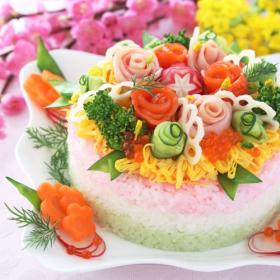 簡単ちらし寿司アレンジも!ひと手間で子どもが喜んだ「ひな祭りメニュー」をママ166人に聞きました