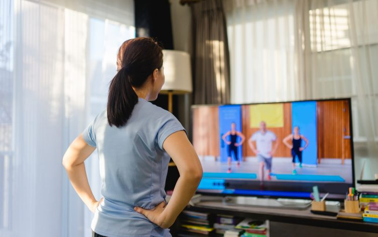 お家時間の増加で運動不足を解消したい!と始めたものの、続かなかったフィットネスは…