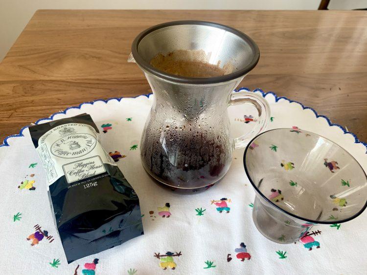紙フィルターいらずでお手軽!KINTOのコーヒーカラフェでまったりコーヒータイム【本日のお気に入り】