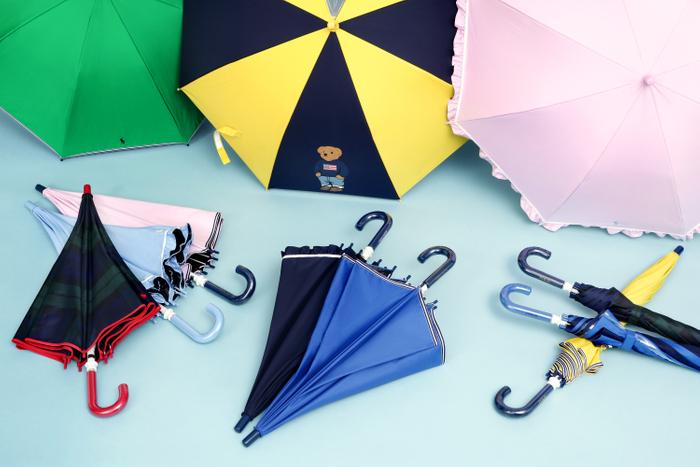 これからは「子ども日傘」も必須アイテム?ポロ ラルフ ローレンのかわいい晴雨兼用傘が登場