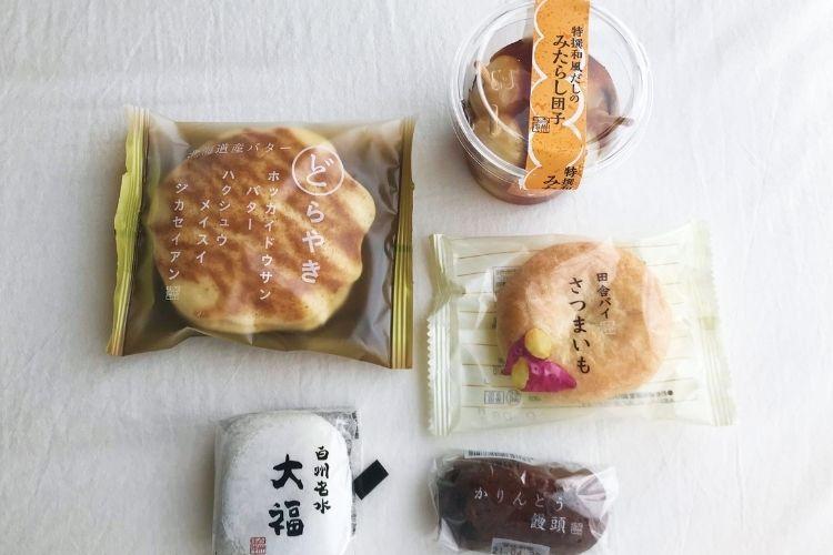 女性500人に大調査!「シャトレーゼ」でリピ買いしちゃうスイーツは?~和菓子編~